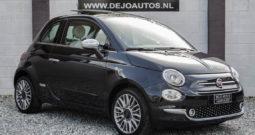 FIAT 500 1.2 69PK LOUNGE NAVI PANO/ OPEN DAK