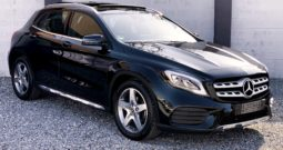 MERCEDES-BENZ GLA 200 AUTOMAAT AMG LINE PANO NAVI 18""