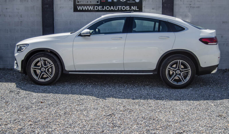 MERCEDES GLC-COUPE 300 4MATIC AMG PACK PANO 19INCH vol